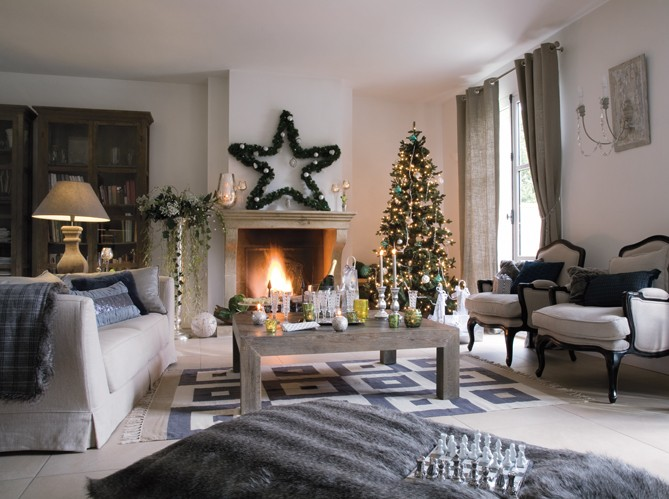 greenderella cozy christmas inspiration. Black Bedroom Furniture Sets. Home Design Ideas