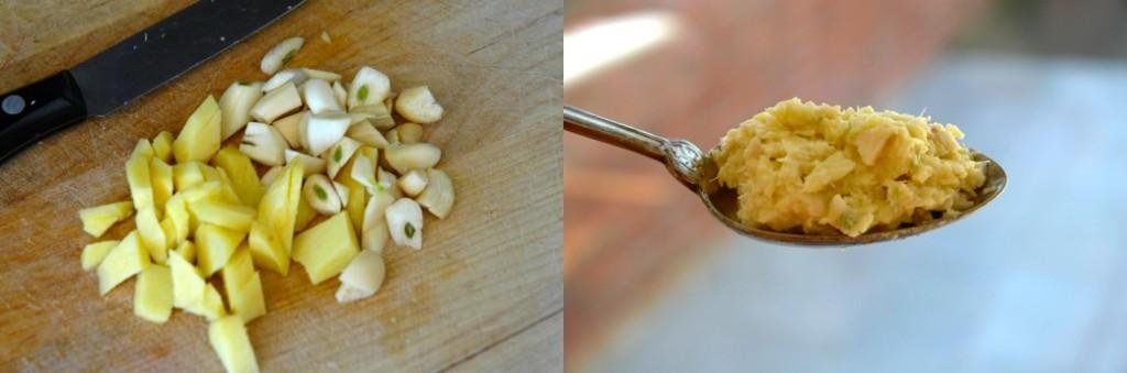 Garlic-Ginger-Paste