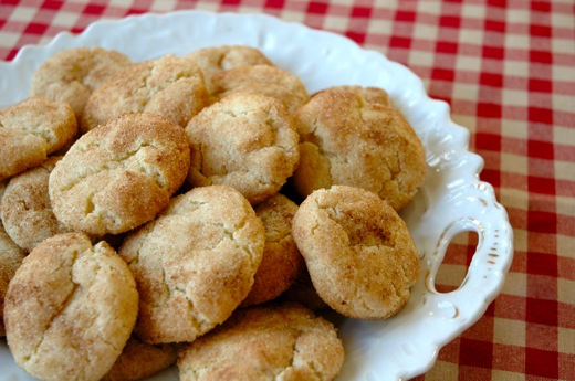 Oh So Yummy Snickerdoodles (Vegan)