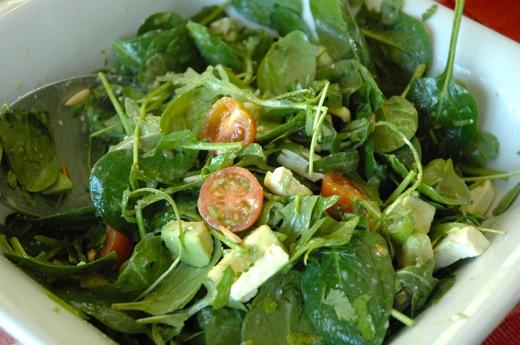 Fabulous Green Salad