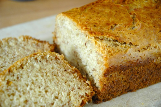 Lovely Banana Bread (Vegan)