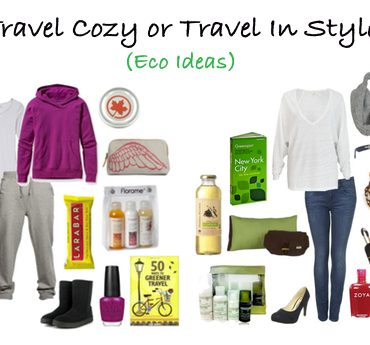 eco friendly traveling