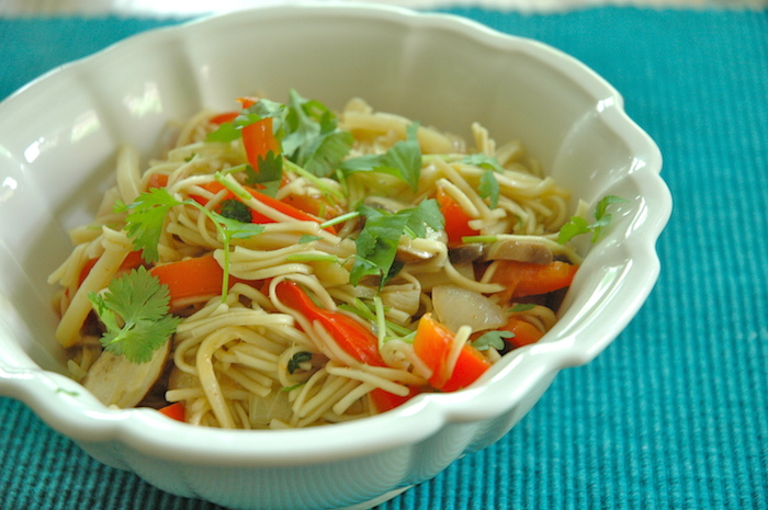 Tasty Thai Noodles