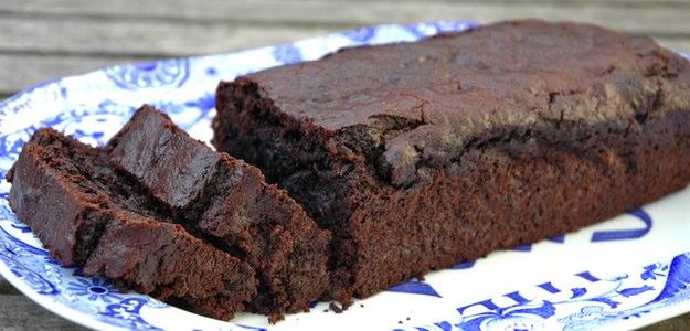 Chocolate Cranberry Cake (Vegan)