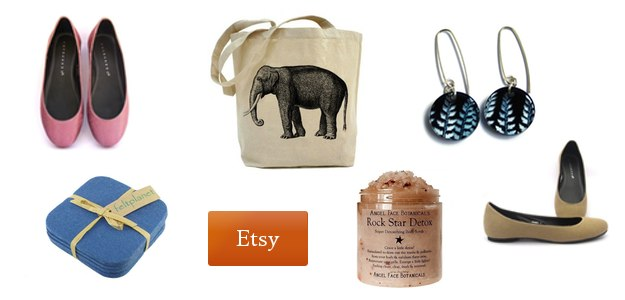 Eco Friendly Shopping On Etsy