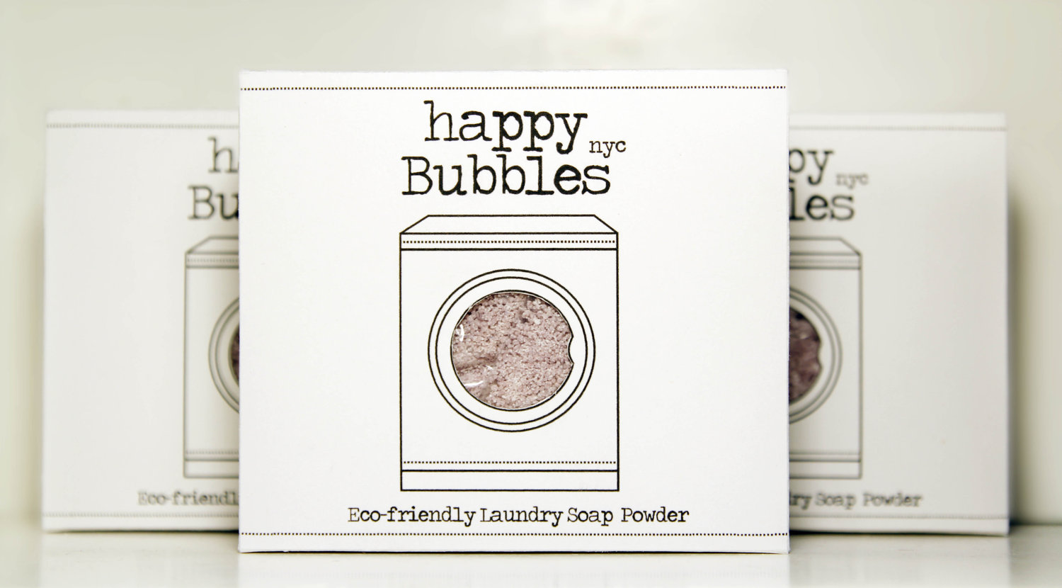 Eco friendly laundry soap