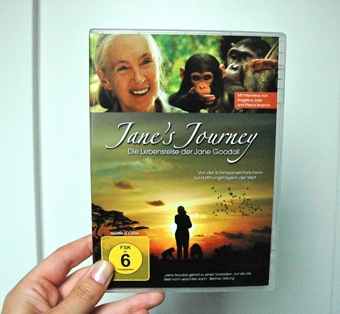 Jane's Journey DVD