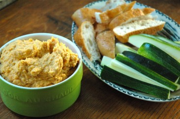 Sweet Potato Hummus (Vegan)