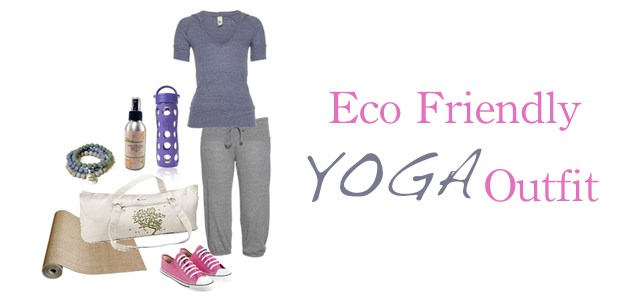 Eco Friendly Outfit Of The Week: Yoga