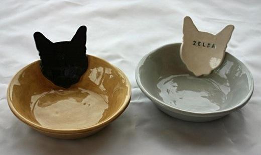 Kitty bowls