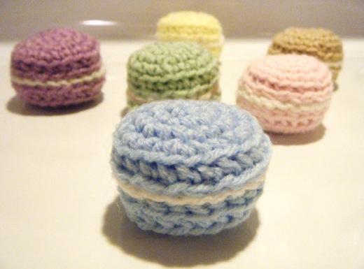 Macaron toy