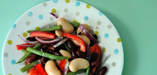 Bean Salad (Vegan)