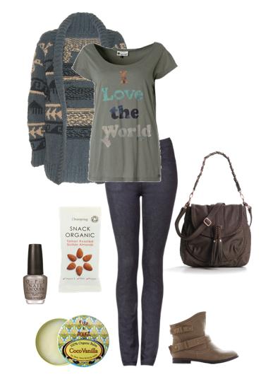 eco fashion outfit