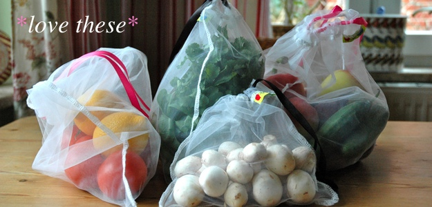 No more wasting plastic bags! + SPECIAL offer through Greenderella