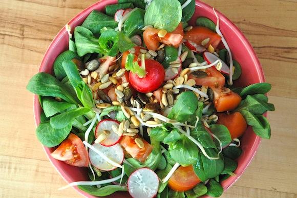 Spring Salad (Vegan)