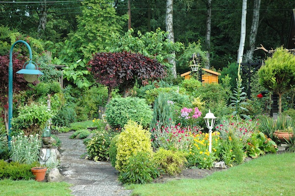 Little country garden