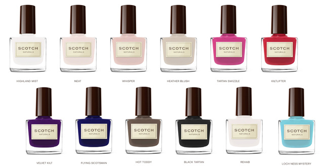 Nail polish by Scotch