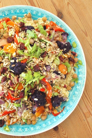 best vegan couscous