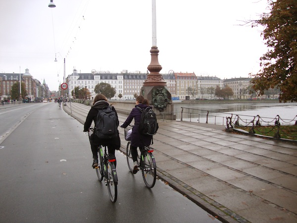 And we discovered the city by bicycle (so much fun!)