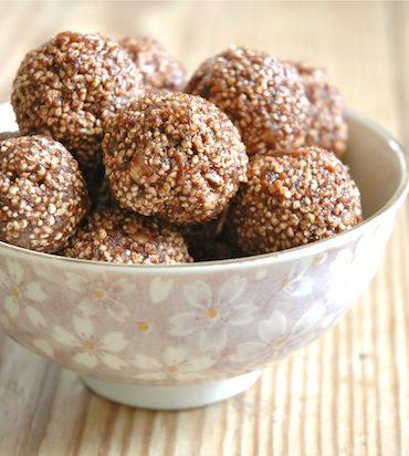 chocolate coco balls