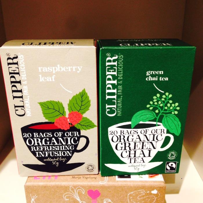 Clipper tea birthday gift to myself :-P