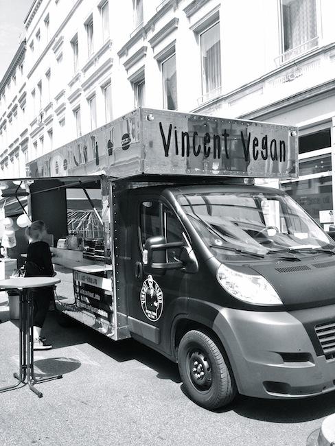 Vincent Vegan Food Truck