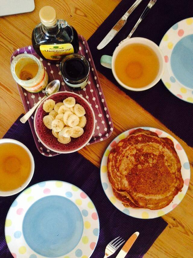 Pancake feast