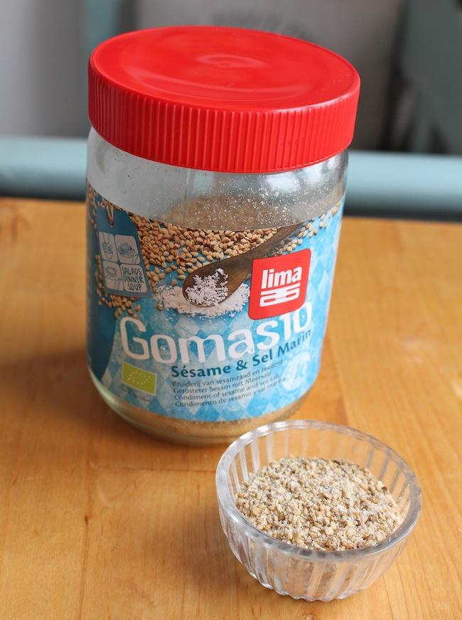 Sesame salt