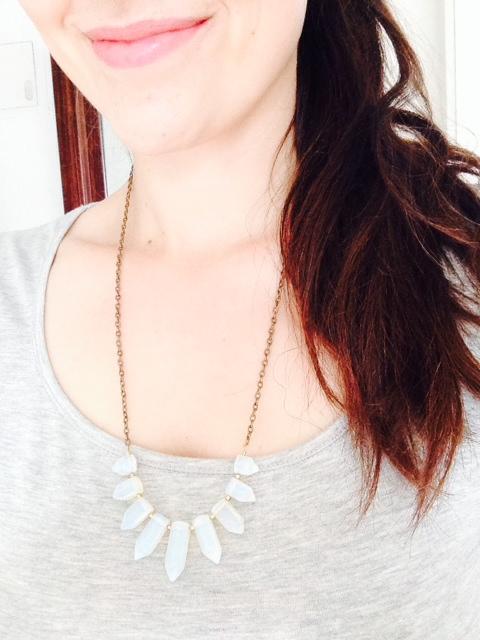 Necklace from ElleDeeNOLA