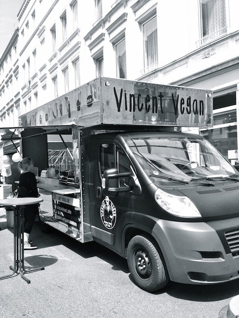 Vincent Vegan Food Truck