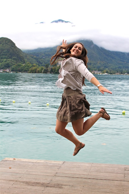 Jump of joy ; )
