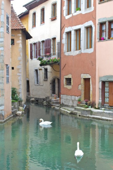 Short Escape to Annecy in France