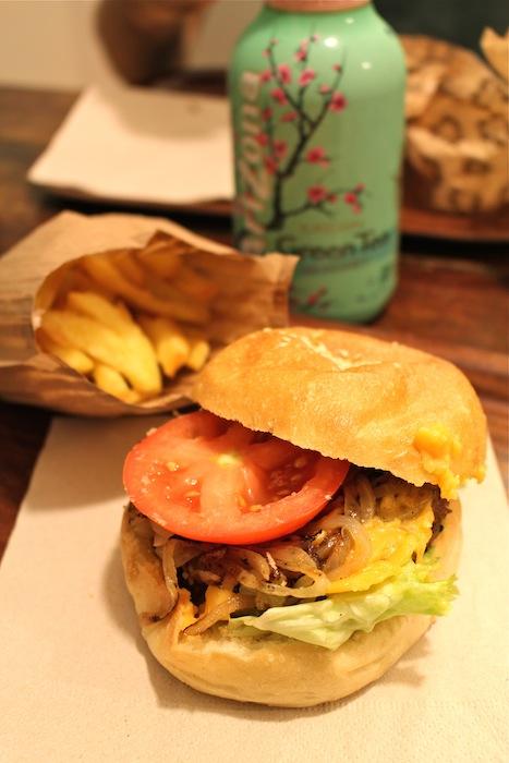 Forestier burger