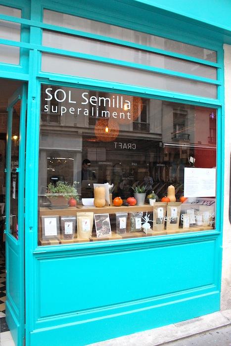"""""""Sol Semilla"""" Paris"""