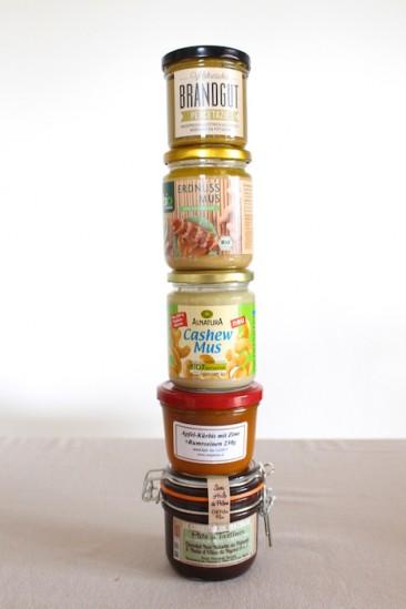 My *Favorite* Sweet Spreads (Vegan & Palm Oil Free)