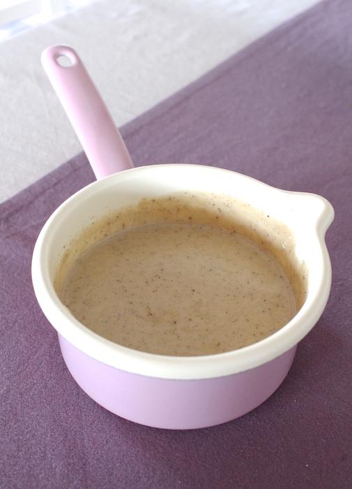 Vanilla Cashew Sauce