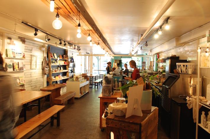 Cozy Café