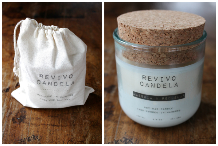 revivo candela soy candles