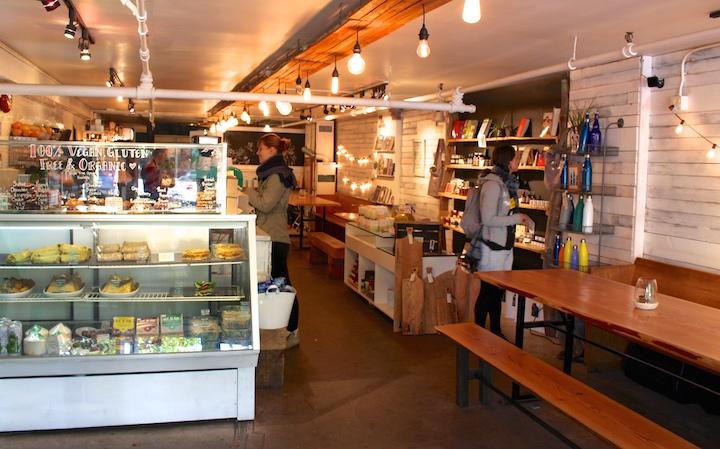 Buddhafull Cafe Vancouver