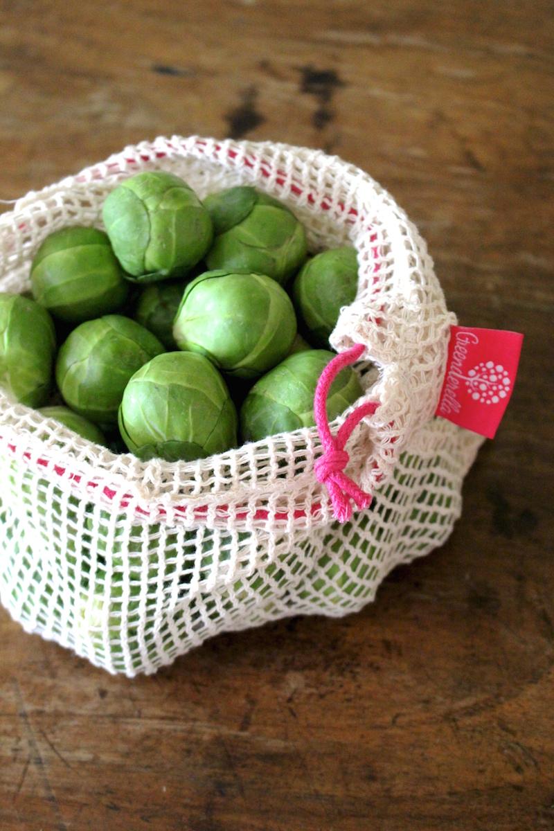 small greenderella bag