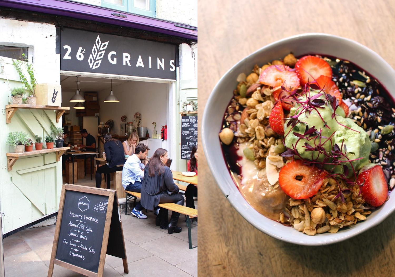 26 Grains London