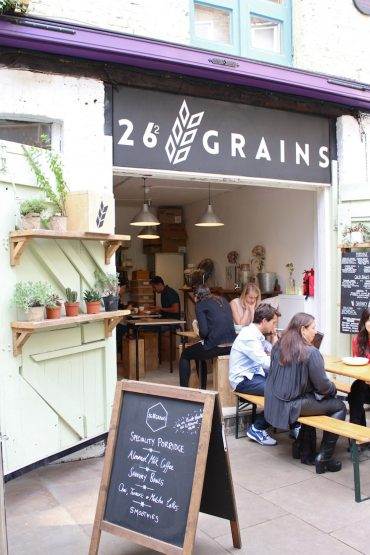 26 grains london