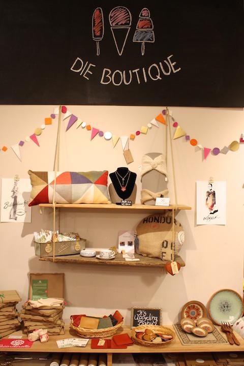 Pop Up Store Eppendorf