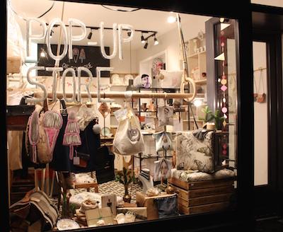 Pop Up Store Hamburg