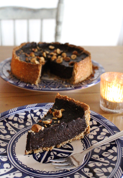 Decadent Vegan Chocolate Cake