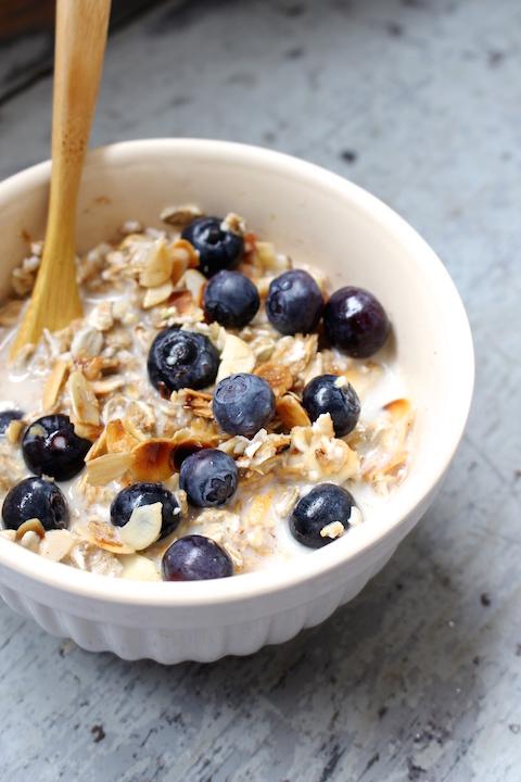 Keimster Blueberry Vanilla Muesli