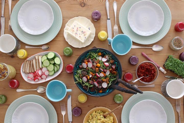 Vegan Easter Brunch