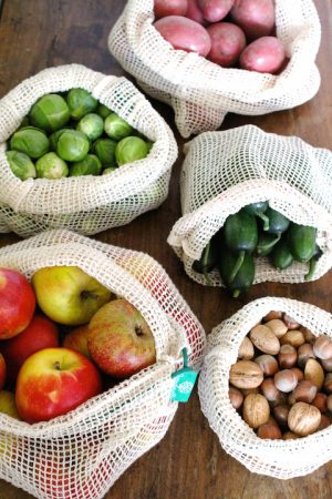 reusable produce bags wholesale