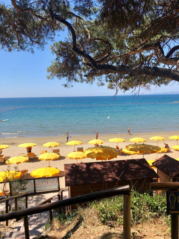BEACH GAVERRANO ITALY