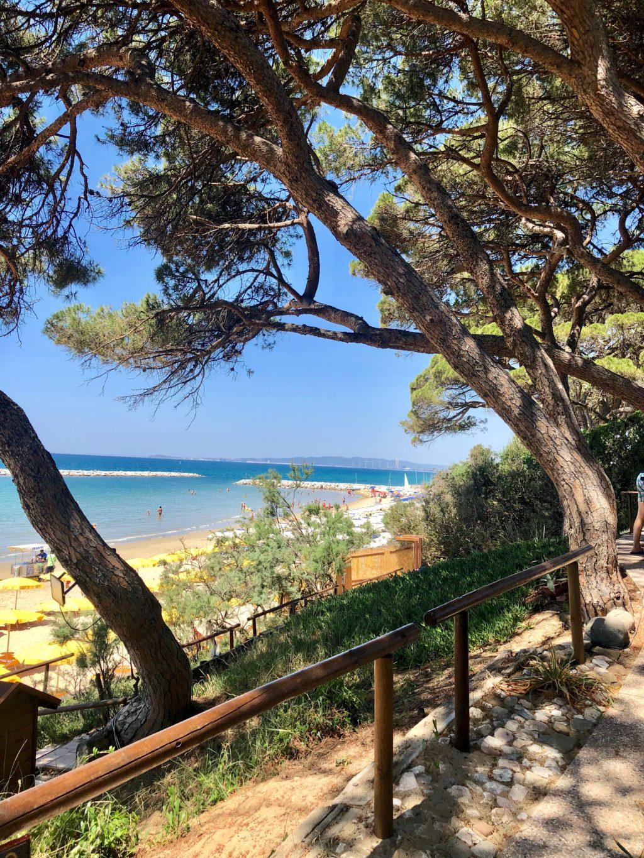 BEACH il pelagone ITALY